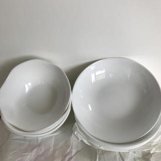 ヤマザキセイパン(山崎製パン)の山崎パン 白いお皿  よる様専用です(食器)