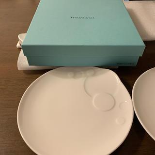 ティファニー(Tiffany & Co.)のティファニー ペアプレート(食器)