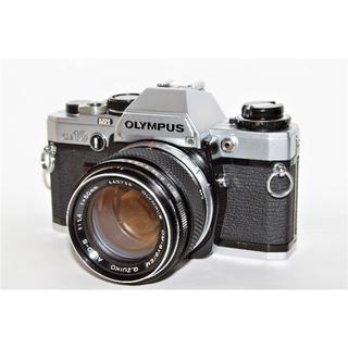 オリンパス(OLYMPUS)のOLYMPUS OM10 G.ZUIKO AUTO-S 50mm F1.4(フィルムカメラ)