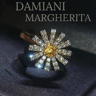 Damiani - ダミアーニ マルゲリータ リング K18 ダイヤ ダイヤモンド フラワー