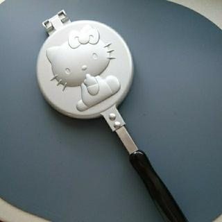 ハローキティ(ハローキティ)のハローキティ  ホットケーキパン(調理道具/製菓道具)