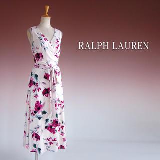 ラルフローレン(Ralph Lauren)のラルフローレンのワンピース 新品タグ付き(ロングワンピース/マキシワンピース)