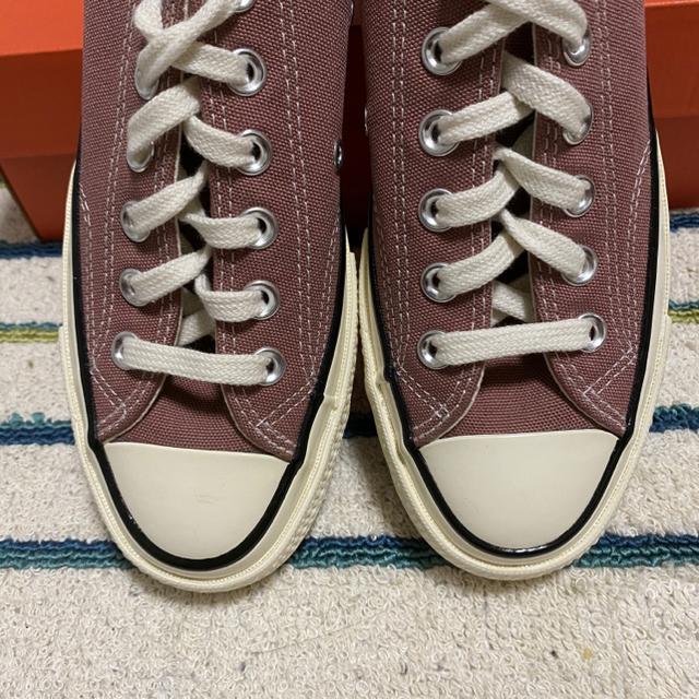 CONVERSE(コンバース)のオープンニングセール⭐︎海外CONVERSE CT70アズキ色 レディースの靴/シューズ(スニーカー)の商品写真
