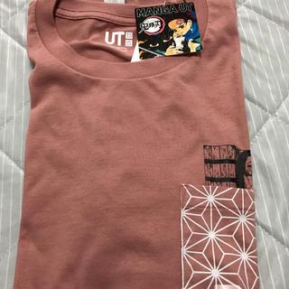 ユニクロ(UNIQLO)の鬼滅の刃  UNIQLO  禰豆子  コラボTシャツ (Tシャツ(半袖/袖なし))