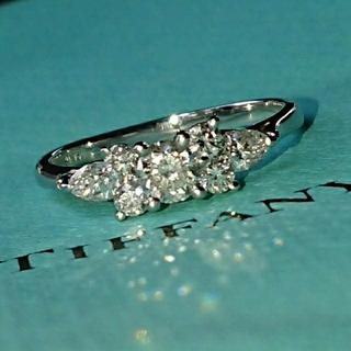 Tiffany & Co. - 正規品TIFFANYティファニー◇11号◇定価60万円ほど