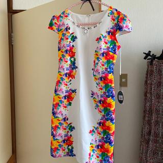 デイジーストア(dazzy store)のドレス ワンピース Lサイズ(ひざ丈ワンピース)