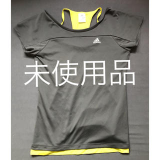 アディダス(adidas)のアディダスMサイズレディース(Tシャツ(半袖/袖なし))