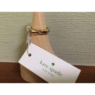 kate spade new york - 【新品タグ付き】ケイトスペード 指輪