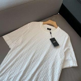 フェンディ(FENDI)のfendiスカイコレクション♪ シェニール Tシャツ(Tシャツ/カットソー(半袖/袖なし))