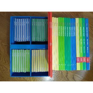 Disney - DWE ディズニー英語 メインプログラム CD basic ABCS+ テキスト