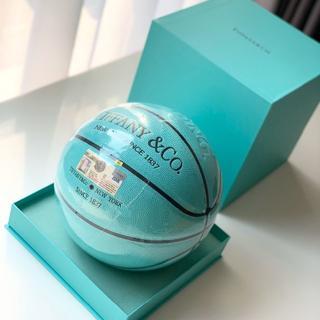 Tiffany & Co. - 本日限定 Tiffany & Co. X Spalding バスケットボール