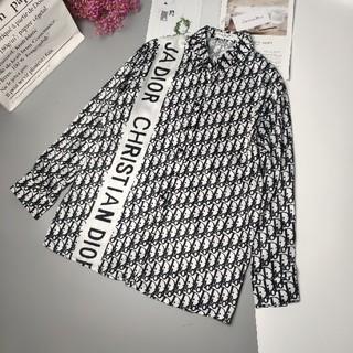 ディオール(Dior)の人気Diorデイオール シャツ 男女兼用♥(シャツ)