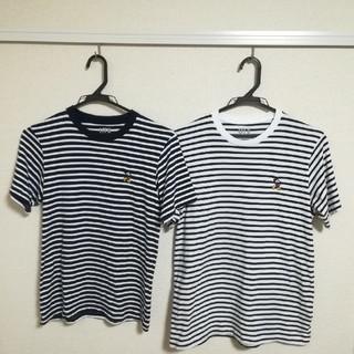 ユニクロ(UNIQLO)の【UNIQLO】ディズニー Tシャツ ペア(Tシャツ(半袖/袖なし))
