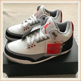 """ナイキ(NIKE)のNike Air Jordan 3 Retro """"UNC"""" 26.5cm(その他)"""