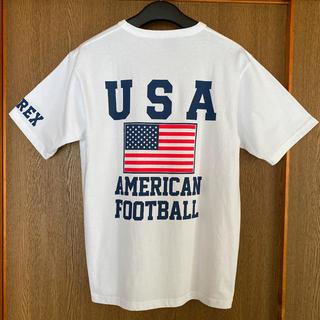 アヴィレックス(AVIREX)のAVREX  × NFL コラボTシャツ XLサイズ 新品未使用(Tシャツ/カットソー(半袖/袖なし))