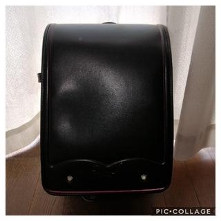プーマ(PUMA)のランドセル PUMA プーマ 赤×黒 ブラック×カーマインレッド(ランドセル)