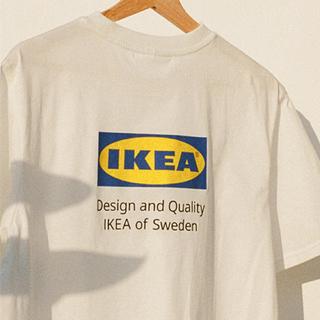 イケア(IKEA)のウィル様専用先行販売 IKEA イケア Tシャツ S/Mサイズ 限定 (Tシャツ(半袖/袖なし))
