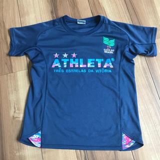 ATHLETA - アスレタ Tシャツ サッカー 140