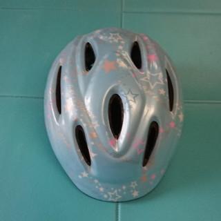 アサヒ(アサヒ)の自転車ヘルメット 児童用 ☆美品☆(自転車)