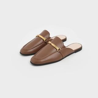 チャールズアンドキース(Charles and Keith)のチャールズ&キース ローファー  23cm(ローファー/革靴)