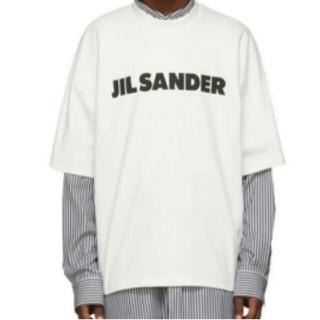 ジルサンダー(Jil Sander)のジルサンダー JILSANDER Tシャツ ティーシャツ S(Tシャツ/カットソー(半袖/袖なし))