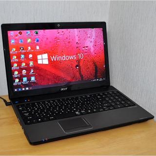 エイサー(Acer)のS94/極上超美品/WEBカメラ/テレワークにZOOM/高速 i5/SSD(ノートPC)