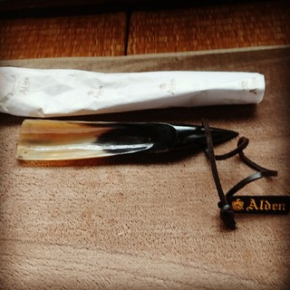 Alden - alden shoe horns