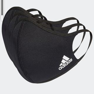 adidas - adidas アディダス フェイスカバー マスク M/L  三枚入り
