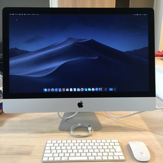 Apple - 【美品】Apple iMac 27inch 5K late 2015