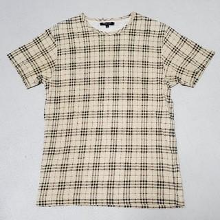 バーバリー(BURBERRY)の【バーバリーBURBERRY】ノバチェックTシャツ👕(Tシャツ(半袖/袖なし))