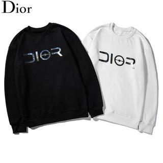 ディオール(Dior)の[2枚9950円送料込み]ディオール Diorトレナー スウェット長袖男女兼用(Tシャツ/カットソー(半袖/袖なし))