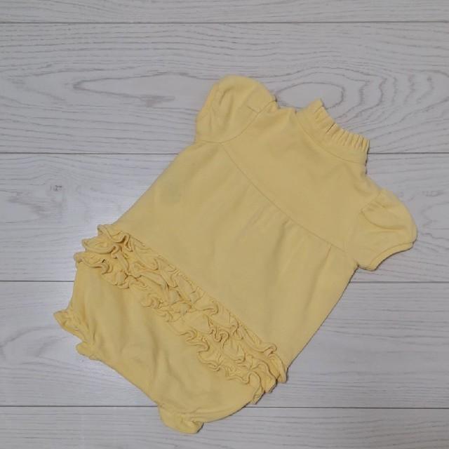 Ralph Lauren(ラルフローレン)のラルフローレン ポロシャツ ロンパース 70センチ キッズ/ベビー/マタニティのベビー服(~85cm)(ロンパース)の商品写真