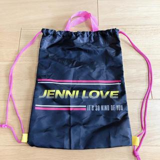 ジェニィ(JENNI)のJENNI LOVE ナップサック(リュックサック)