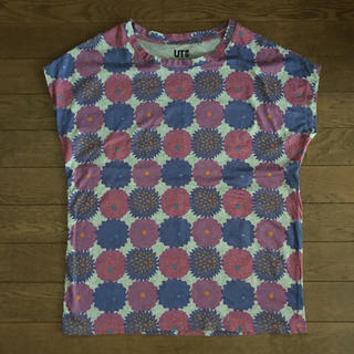 ユニクロ(UNIQLO)のユニクロ SOU・SOUコラボフレンチTシャツ(Tシャツ(半袖/袖なし))