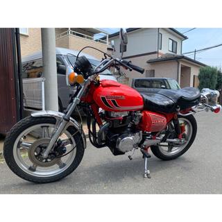 ホンダ - cb250t(400)