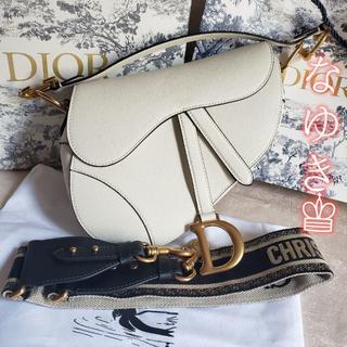限定品!Dior ディオール Saddle サドルバック