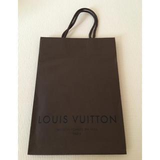 ルイヴィトン(LOUIS VUITTON)のルイヴィトン 紙袋 ショップ袋(ショップ袋)