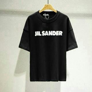 ジルサンダー(Jil Sander)のJIL SANDER オーバーサイズ M ロゴ Tシャツ 未使用(Tシャツ/カットソー(半袖/袖なし))