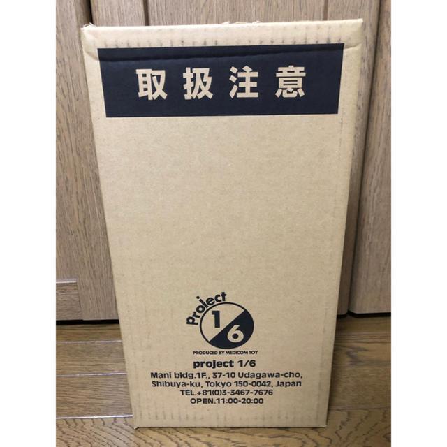 MEDICOM TOY(メディコムトイ)の初代ゴジラ(ギニョール版) 2期 エンタメ/ホビーのフィギュア(特撮)の商品写真