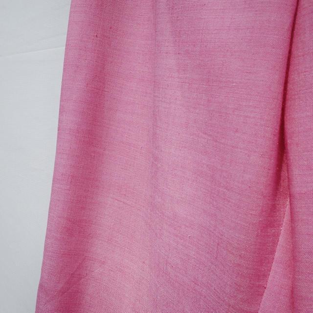 Ameri VINTAGE(アメリヴィンテージ)のVintage Embroidered linen pants / Pink レディースのパンツ(カジュアルパンツ)の商品写真