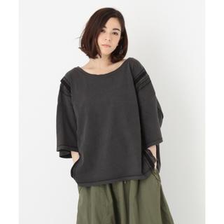 niko and... - ニコアンド  オリジナルハギリメイク風BIGTシャツ