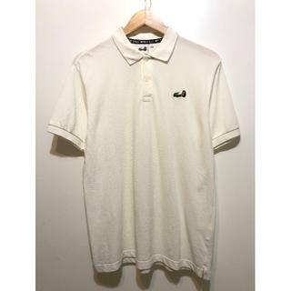 アベイシングエイプ(A BATHING APE)の2015S/S BAPE×LACOSTE LIVE! ポロシャツ 4 ホワイト(ポロシャツ)