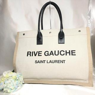 サンローラン(Saint Laurent)のサンローラン リヴゴーシュ ショッピングトート キャンバス(トートバッグ)