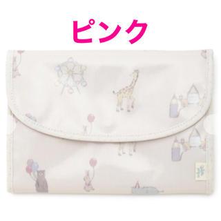 gelato pique - 【新品未使用未開封】ジェラートピケ ピケランド 母子手帳ケース ピンク 02