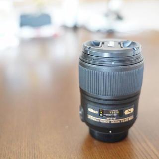 ニコン(Nikon)のNikon NIKKOR 60mm f2.8 ニコン マクロレンズ(レンズ(単焦点))