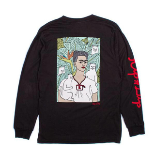 RIPNDIP Nermal Frida black長袖Tシャツ ブラック L
