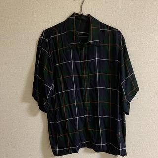 アンダーカバー(UNDERCOVER)のアンダーカバー 2020ss チェックシャツ(シャツ)