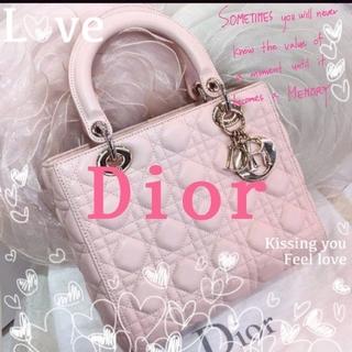 Christian Dior - ❤ChristianDior新品未使用ハンドback早い者勝ち❤