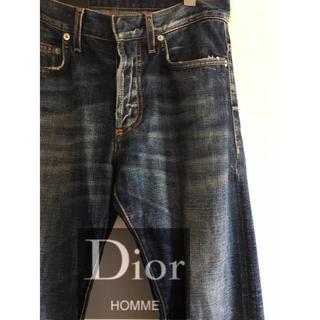 ディオール(Dior)のDior Homme ディオールオム デニム ジーンズ 28インチ(デニム/ジーンズ)