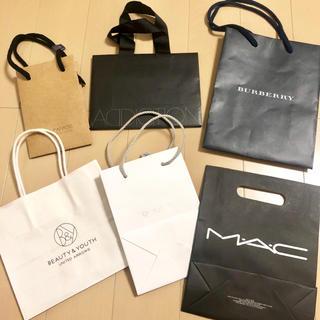 マック(MAC)のショッパー ショップ袋 まとめ売り(ショップ袋)
